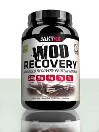 Take a look at other WOD Recovery protein flavor: Chocolate Milkshake