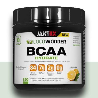 COCOwodder - Hydrate BCAA with Orange flavor